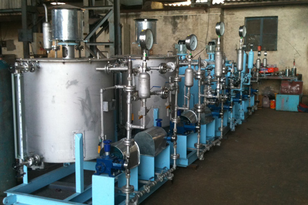 National Board of Boilers Certified Dosing System Suppliers
